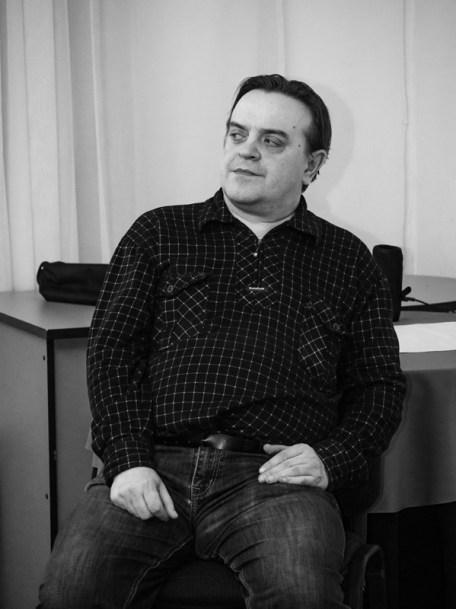 Читка пьесы Игоря Назарова. Фото Алексея Школдина