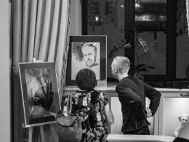 Выставка Ирины Карнушиной. Фото Алексея Школдина