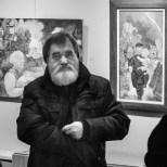 Выставка Юрия Третьякова. Фото Алексея Школдина