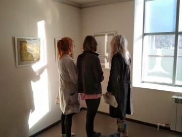 Выставка Генадия Арбатского. Фото Елены Берсенёвой