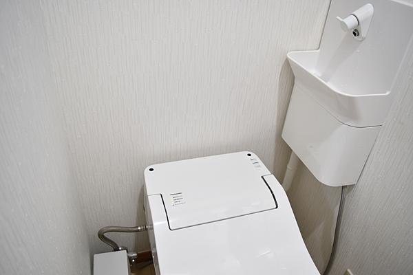 樹脂製トイレ
