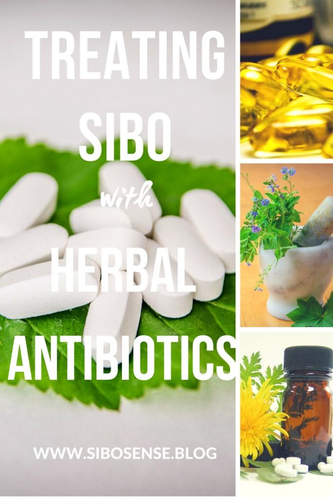 Treating #SIBO with #Herbal Antibiotics