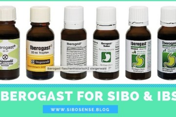 Iberogast for SIBO and IBS