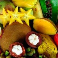 Экзотические фрукты Кипра
