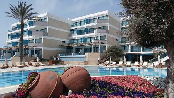 Роскошные, лучшие отели Пафоса