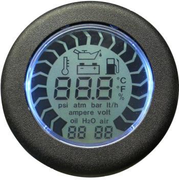 Strumento digitale universale 12/24 v, programmabile - Meter