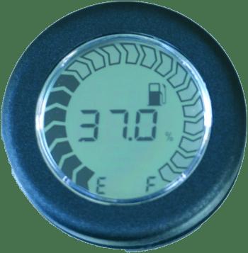 Strumento indicatore livello carburante std 240/33 12 v (riprogrammabile) - Gauge