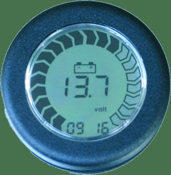 Strumento digitale voltometro 12v - Gauge