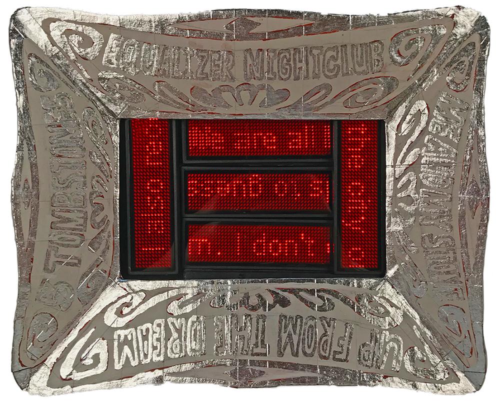 Equalizer-Nightclub Art