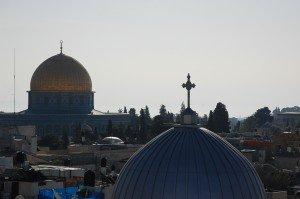 Center of Old Jerusalem