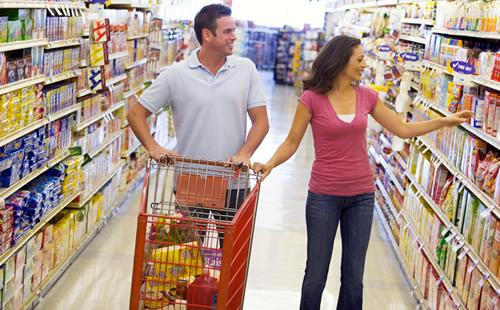 Consumer's shopping