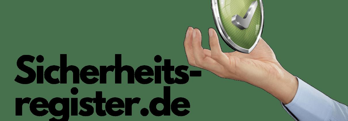 Sicherheitsregister.de