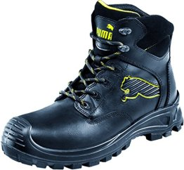 Puma Safety Borneo Black - 1