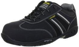 Safety Jogger Lauda Unisex-Erwachsene Sicherheitsschuhe, Schwarz (schwarz), EU 40 - 1