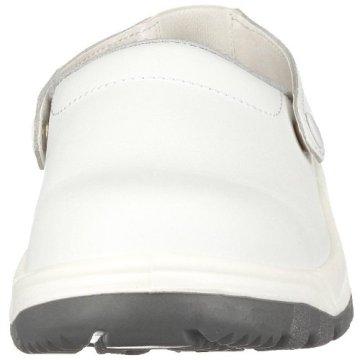 Safety Jogger X0700, Unisex - Erwachsene Clogs & Pantoletten, weiss, (white WHT), EU 38 - 4