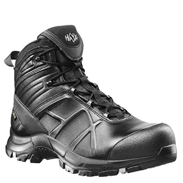 Haix Black Eagle Mid 50 test