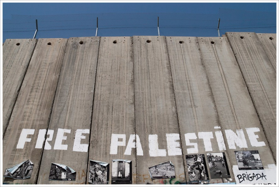 palestine wall photo