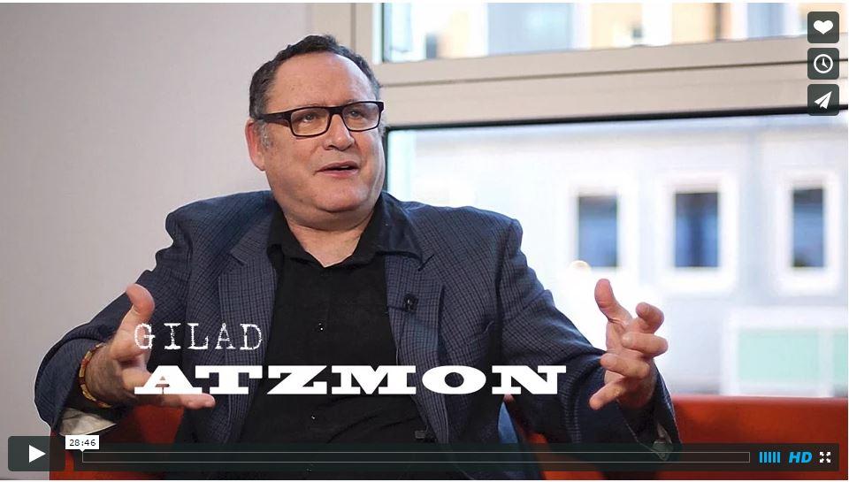 Gilad Atzmon Vimeo