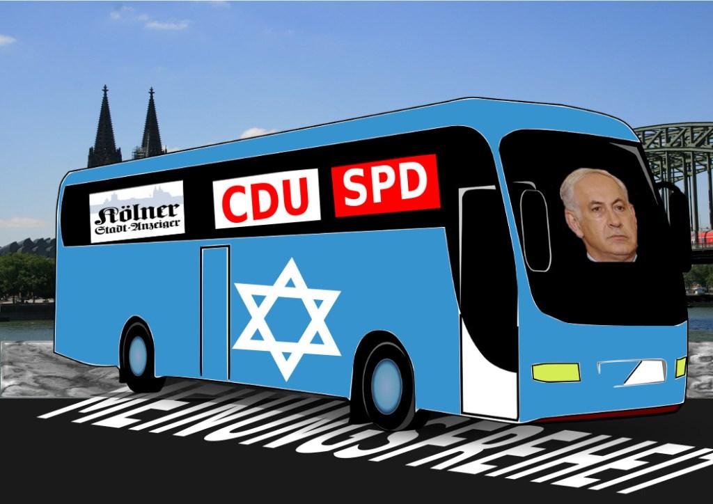 Meinungsfreiheit Israel