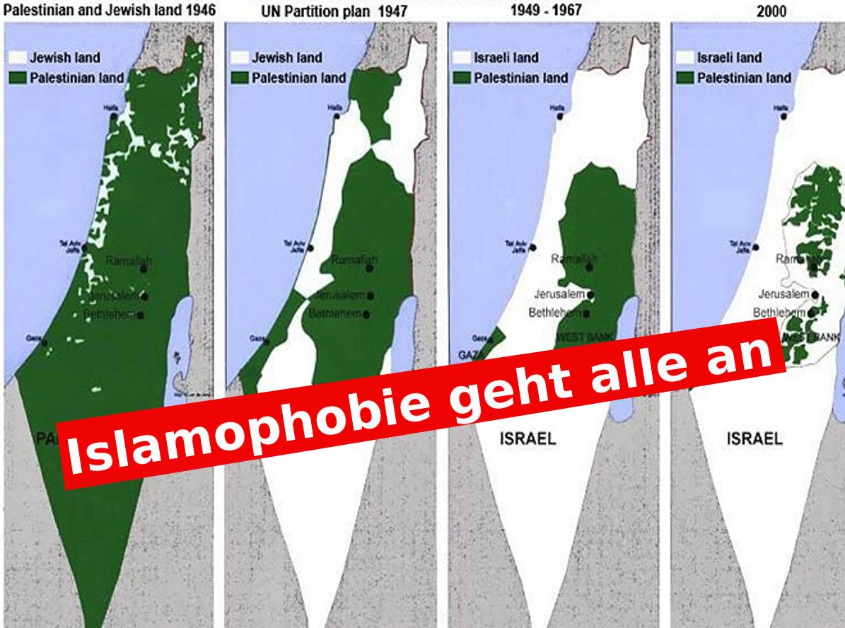 Islamophobie geht alle an