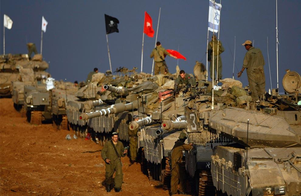Israel und Gaza