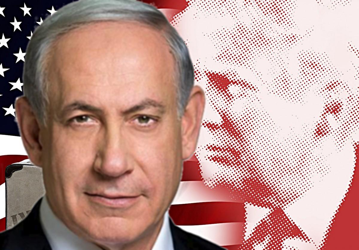 Netanjahu Trump