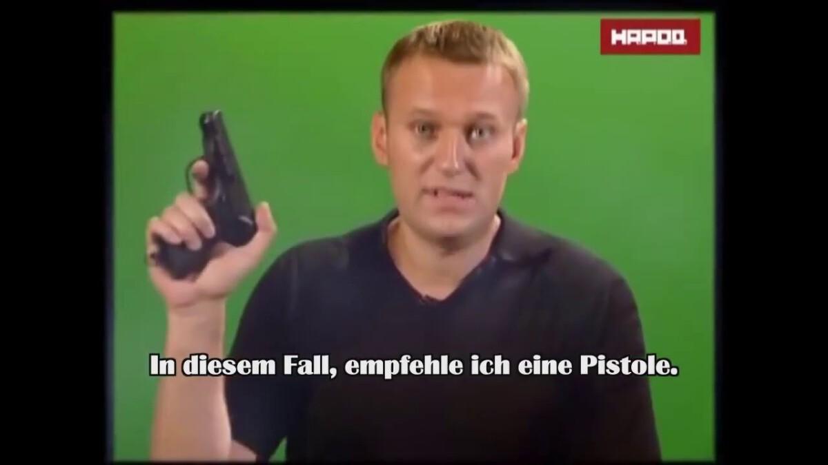nawalny youtube