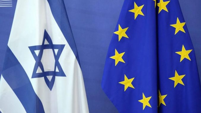 Der lange Schatten von Israels Arm in Europa Von Asa Winstanley
