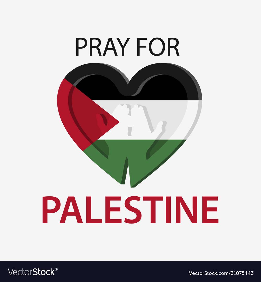 Pray for Palestine