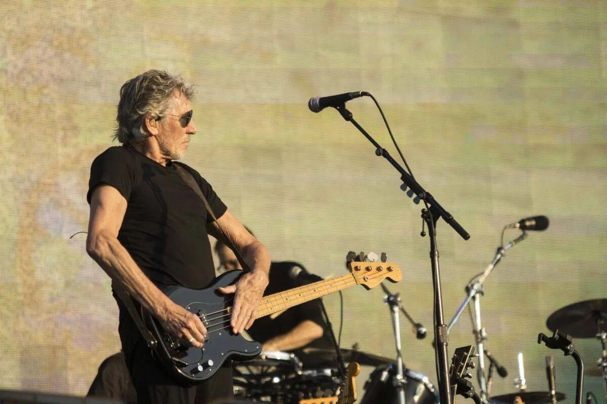 Roger WatersBoykottIsrael