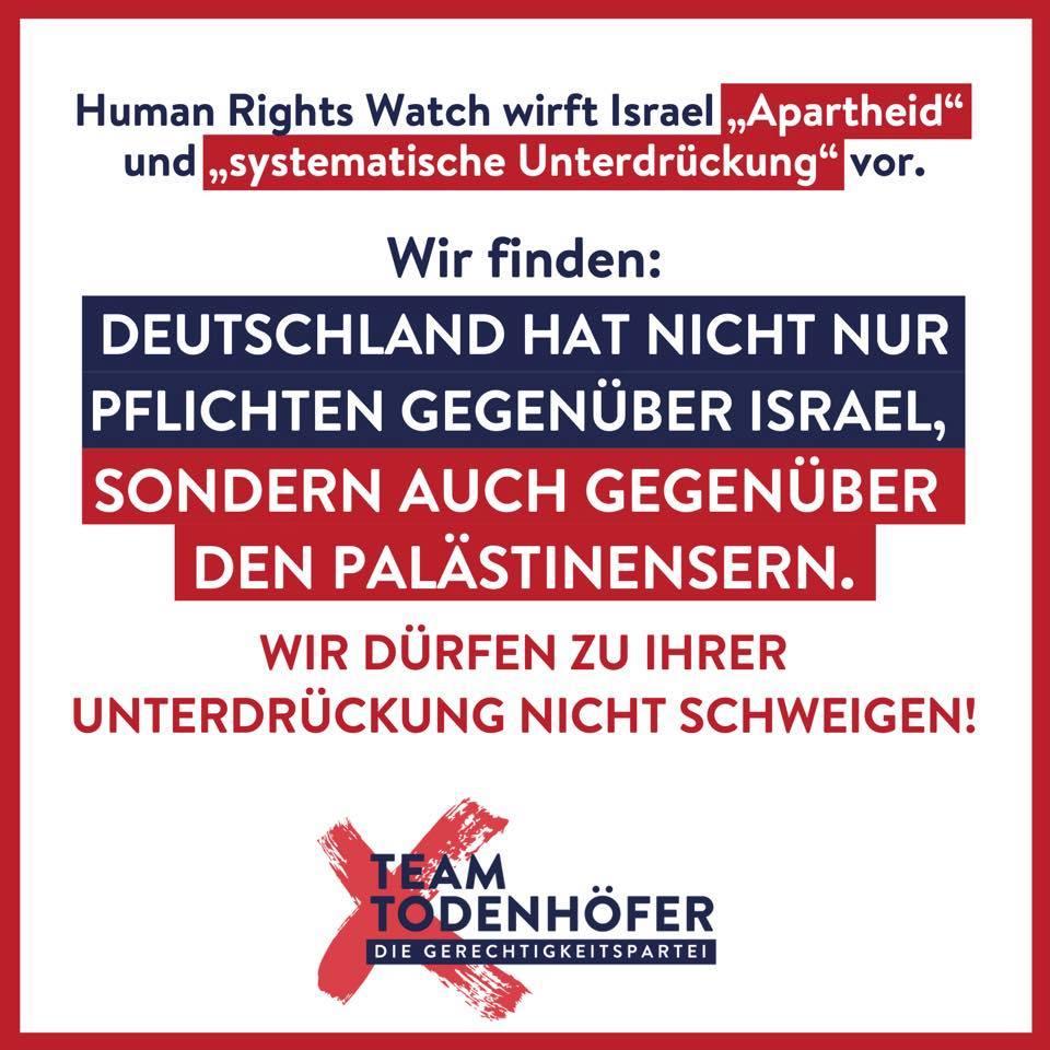 Todenhöfer Israel Apartheidheid