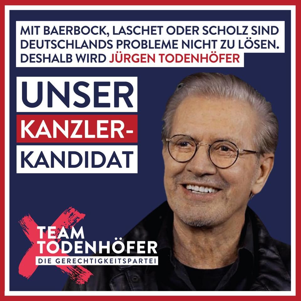 Todenhöfer Kanzlerkandidat