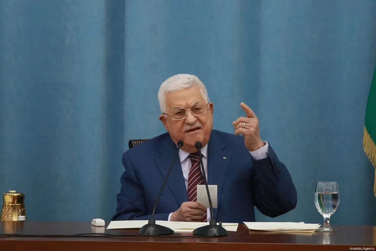 Abbas removed
