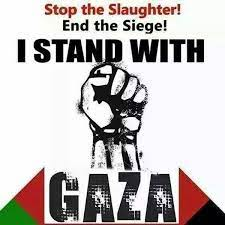I stand with Gaza images