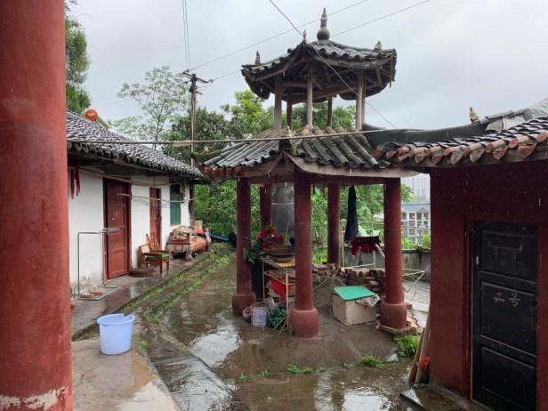 Qingfu Nunnery 清福寺