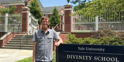 Yale Divinity School Jefferey Kyong McClain