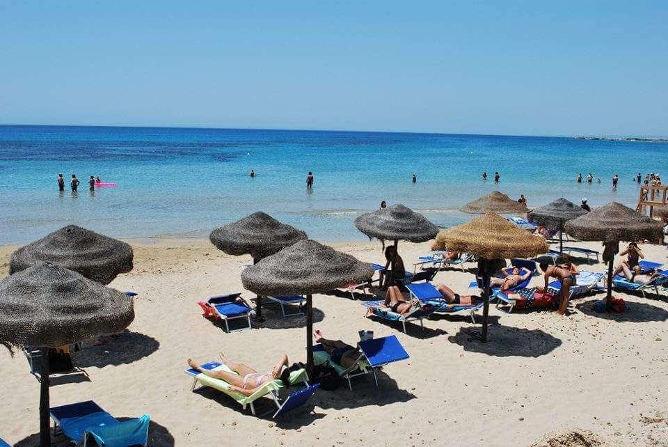 пляж Карратойс