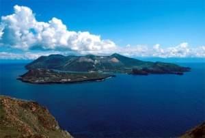 Эоловы острова Сицилия