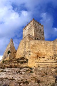 Энна, замок ломбардцев