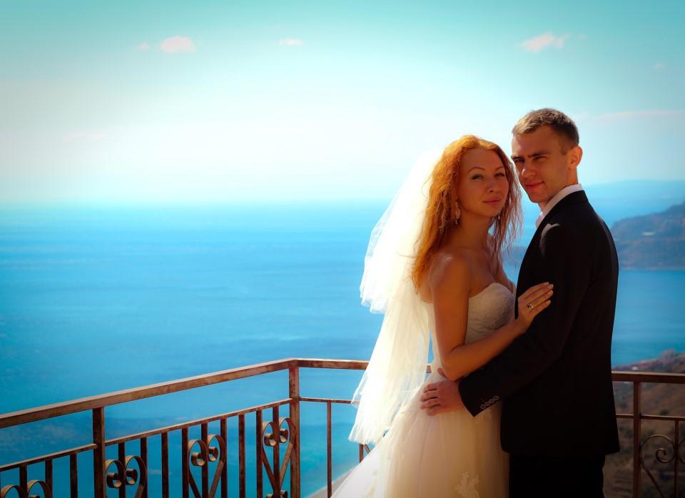 свадьба Сицилия