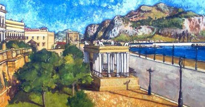 Palermo in un romanzo