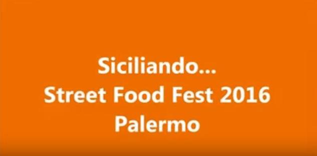 Siciliando allo street food fest