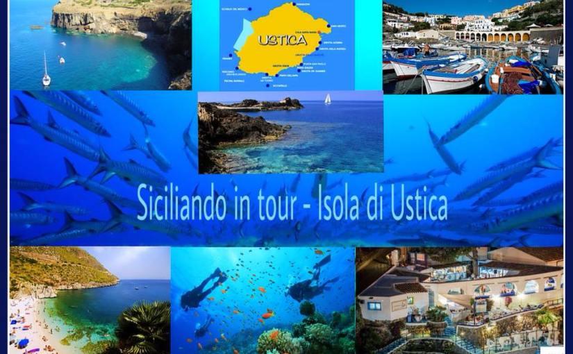 Siciliando in tour: appuntamento con l'isola di Ustica