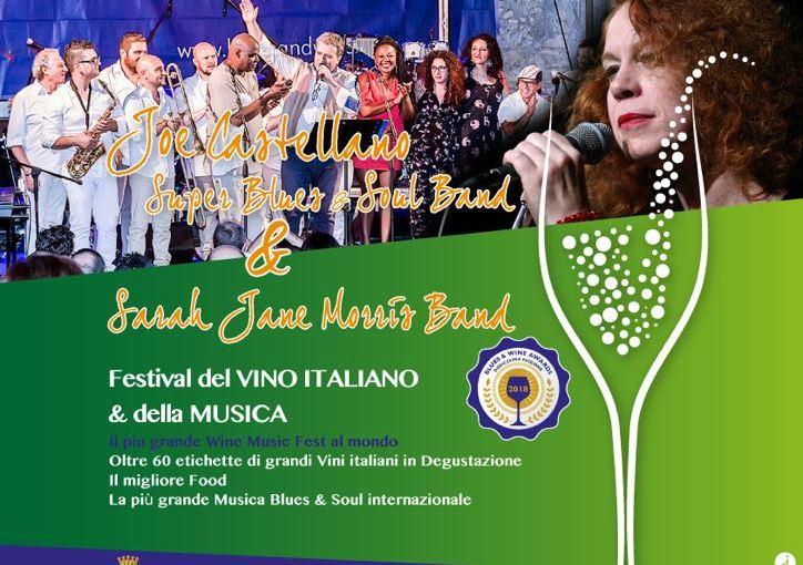 Al via a Cefalù la XVI edizione del Blues&Wine Soul Festival