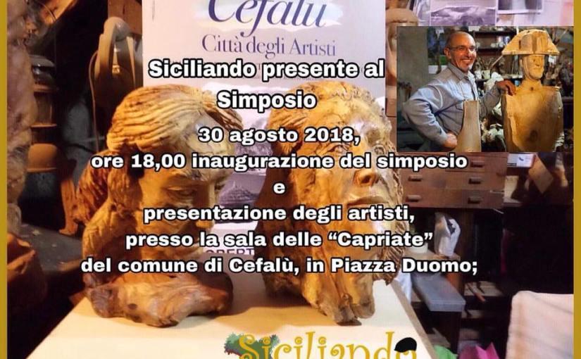 Gli appuntamenti di Siciliando: V Simposio d'arte di Cefalù