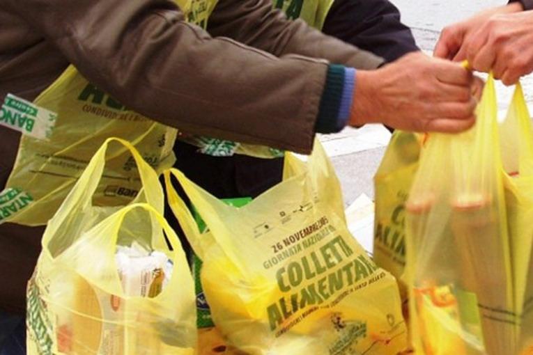 Colletta alimentare Sicilia: 1.220 punti vendita nell'Isola -