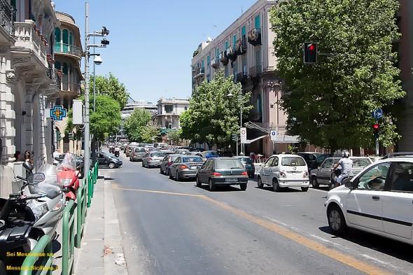 Sei di Messina se_Via Cesare Battisti