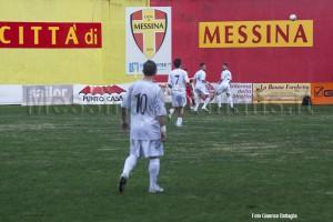 Calcio Città di Messina Camaro partita di calcio
