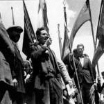 Commemorazione della strage di Portella della Ginestra nel 1948