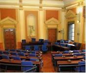 Consiglio comunale Caltanissetta